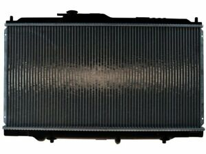 Radiator For 1998 2001 Honda Prelude 2 2l 4 Cyl 1999 2000 H828rc