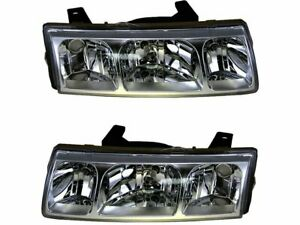 Headlight Assembly Set For 2005 Saturn Vue M891by Headlight Assembly