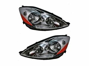 Headlight Assembly Set For 2006 2010 Toyota Sienna 2008 2007 2009 D382hb