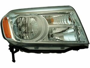 Right Headlight Assembly For 2012 2015 Honda Pilot 2013 2014 W275rd