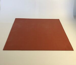 Silicone Rubber Sheet 1 8 6 X 6 Cg Durometer A 60 One Sheet