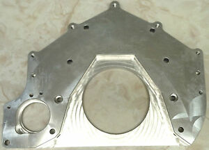 Fits 6bt Non Common Rail Cummins Bell Housing Adapter Plate Flexplate Kit Gm