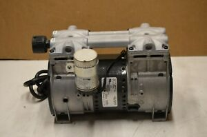 Thomas 2688ce44 D Air Compressor Vacuum Pump 115v 60hz 4 5a