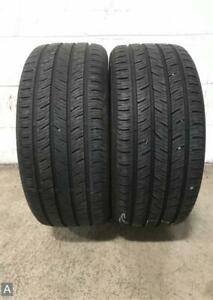 2x P245 40r17 Continental Contiprocontact Mo 9 32 Used Tires