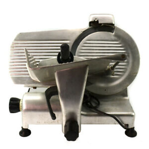 Globe G12 12 Commercial Meat Slicer Electric Manual Deli Cheese Food