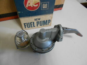 Ac 6620 Fuel Pump 1963 64 Oldsmobile 394 98 88 Super 88 Starfire Jetstar