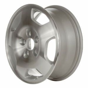 71658 Refinished Acura Legend 1993 1995 16 Inch Wheel Rim Oe Machined And Silver