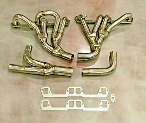 For Jeep Grand Cherokee Zj Stainless Steel Long Tube Headers Ypipe 5 2 5 9 V8