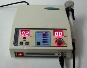 Ultrasound Deep Heat Treatment Ultrasound Therapy 1mhz Compact Therapeutic Deep