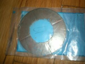 Nos 1956 1957 Ford Thunderbird 312 Y Block Fordomatic Input Shaft Thrust Washer