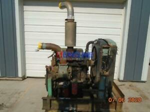 Detroit Diesel 3 53 Non Turbo Engine Complete Good Runner Esn 3d71898