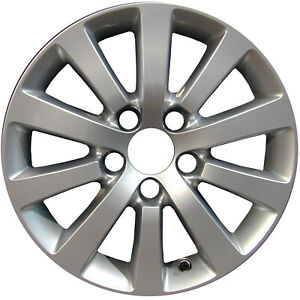 63876 Refinished Honda Civic 2004 2005 16 Inch Aluminum Wheel Rim Oe