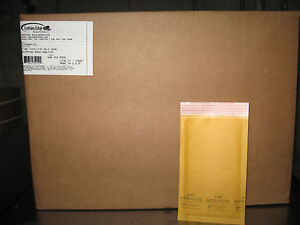 500 000 Ecolite Kraft Bubble Mailers 4 X 8 W Free Shipping