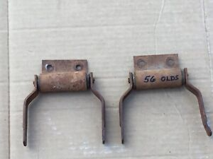 1956 Oldsmobile Rear Bumper Exhaust Hangers