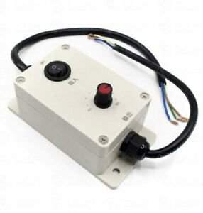 Usa Ac Vibration Motor Governor Variable Speed Controller With Switch 220v 110v