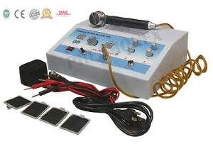 Ultrasound Therapy Combination 1mhz Pain Management Electrotherapy Unit