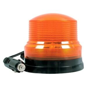 Roadpro Magnetic Mount Amber Strobe Light