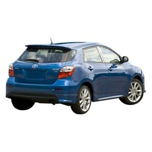 For Toyota Matrix 2003 2013 Marquee Polished Pillar Posts