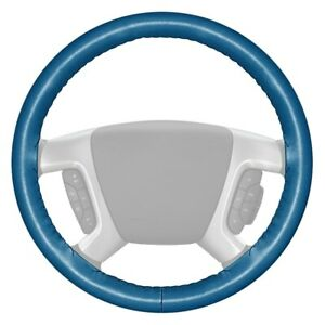 For Honda Civic 03 05 Original One color Sea Blue Steering Wheel Cover