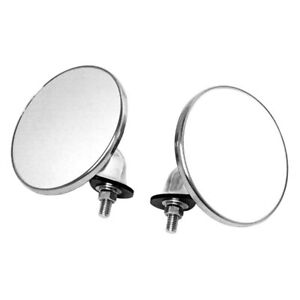 For Fiat 124 1967 1974 Uro Parts Driver Passenger Side View Mirrors