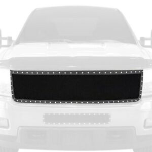 For Chevy Silverado 2500 Hd 11 14 Main Grille 1 pc Rivet Style Black 1 8mm Wire