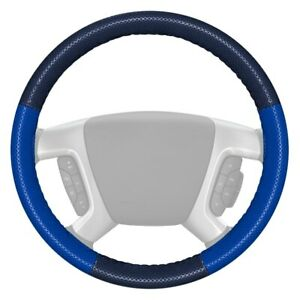 For Nissan Altima 18 20 Steering Wheel Cover Europerf Perforated Blue Steering