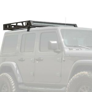 For Jeep Wrangler 2007 2020 Body Armor 4x4 5160 Roof Cargo Basket