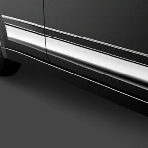 For Toyota Camry 2012 2014 Saa L type Polished Rocker Panel Covers