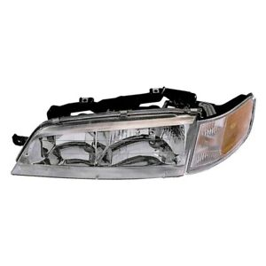 For Honda Accord 1994 1997 Depo 3171106lacc Driver Side Replacement Headlight