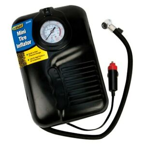 Performance Tool 12v Mini Tire Air Compressor