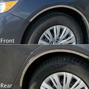For Toyota Camry 2012 2014 Saa Polished Fender Trim