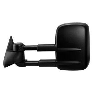 For Chevy C1500 88 98 Driver Side Manual Towing Mirror Non Heated Foldaway