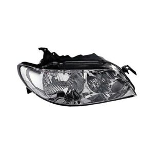 For Mazda Protege5 02 03 Sherman 3433 153 2 Passenger Side Replacement Headlight