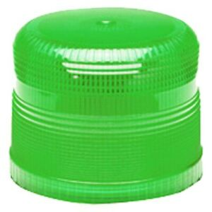 Ecco R6050lg Low Profile Green Replacement Lens For Emergency Strobe Light