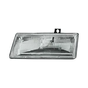 For Dodge Caravan 1991 1995 Replace Ch2518104v Driver Side Replacement Headlight