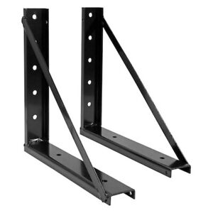 Buyers 1701006 Underbody Tool Box Formed Mounting Brackets
