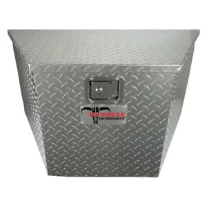 Pit Posse Pp3281 Silver Trailer Tongue Box