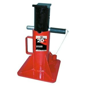 Aff 3314 20 Ton Heavy Duty Pin Type Jack Stand