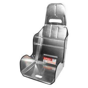 Kirkey 15 5 16 Series Economy 20 Degree Layback Drag Racing Aluminum Seat