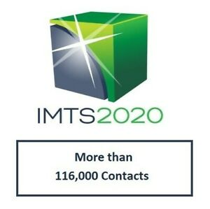 Imts Attendees List Lead List Emails More Than 116000 Contacts
