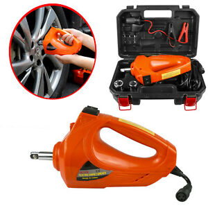 12v Corded Electric Impact Wrench 1 2 Inch Driver 480n m Torque Tire Repair Tool