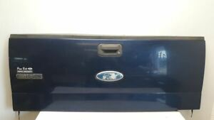 04 09 Ford F150 Oem Tailgate Tail Gate Painted Blue