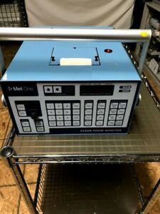 Air Particular Counter Met One Clean Room Monitor 200 1 115 1