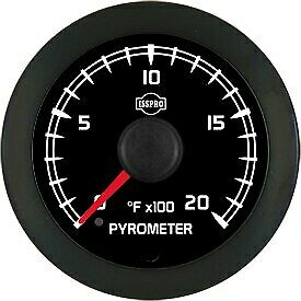 Isspro R18032 2 1 16 0 2000 Pyrometer Without Color Band Gauge Kit
