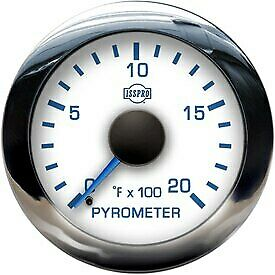 Isspro R13032 2 1 16 0 2000 Pyrometer Without Color Band Gauge Kit