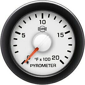 Isspro R14032 2 1 16 0 2000 Pyrometer Without Color Band Gauge Kit