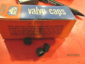 Vintage Acme Tire Valve Stem Caps Lot Of 100 Made In Usa
