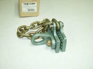 Mo Clamp 0750 Lip Grip With Side Pull Bracket Made In Usa