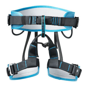 Half Body Safety Sit Seat Belt Harness Tree Rock Climbing Belt For Outdoor Sport