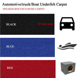 Car Speak Box Carpet Replacement Trunk Liner Upholstery Damaged Or Ageing